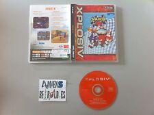 Sonic R (racing genre mario kart) 1998 PC FR