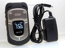 Kyocera DuraXT E4277 Cell Phone - Black (Sprint) Good Condition Clean ESN