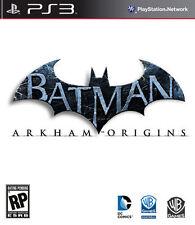 PS3 Batman: Arkham Origins (Sony PlayStation 3, 2013)