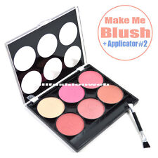 1 Kleancolor Face #02 Make Me Blush 00004000  Bh512A-02 Stage Beauty Makeup Cosmetics