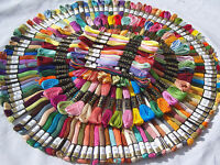 174 New ANCHOR Thread. 174 different colours Great value