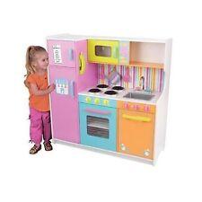 Kidkraft Deluxe Big & Bright Pretend Kitchen 53100