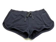 Victoria's Secret Sport French Terry Drawstring Short Blue Size L Shorts New!