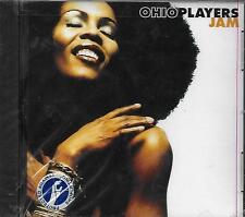 CD Album: Ohio Players: Jam. Mercury. A4