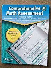 Comprehensive Math Assessment Options Publ Homeschool 8 Key Math Strands
