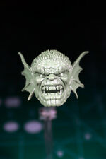 Custom Abomb head cast for 6in. figure 1:12 legends BAF abomination