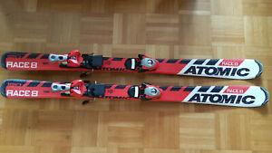 ATOMIC RACE 8 kinder jugend ski 120 cm