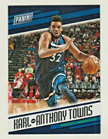 2018 Panini Father's Day #31 KARL ANTHONY-TOWNS Timberwolves QTY AVAILABLE