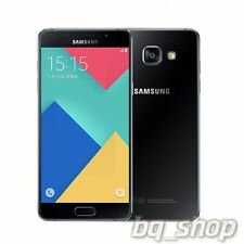 "Samsung Galaxy A9 Pro (2016) A9100 Black 6"" S.AMOLED 16MP Android Phone By FedEx"
