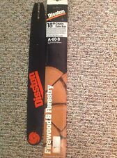 """McCullough Eager Beaver Mini Mac 18"""" Bar and chain combo 3/8"""" .050"""" 60DL"""