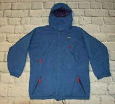 PATAGONIA jacket hooded M medium Men vintage blue