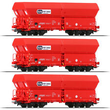 Roco 76829 H0 Selbstentladewagen der PKP-Cargo (3 Stück) ++ NEU & OVP ++