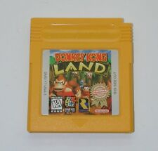 Donkey Kong Land Nintendo Game Boy  GameBoy Color  GBA R6485