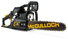McCulloch CS35S Chainsaw Graded includes FREE Chain Oil & Two Stroke oil
