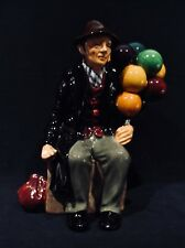 ROYAL DOULTON - THE BALLOON MAN Figurine By ROYAL DOULTON #HN 1954-Issued 1940