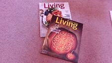 "MARTHA  STEWART  ""LIVING""   Magazines  2013  October & November"
