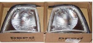 Audi 80 B3 B4 1986-1994 Corner Lamp Turn Signal Left+Right