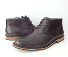 51777c37946a6 Sebago Mens Tremont Chukka Boot Shoes Mahogany US 11.5