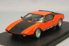 Makeup/VISION VM063C 1:43 De Tomaso Pantera GTS 1973 Orange/Black