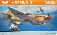 Eduard 1/72 scale  Supermarine Spitfire HF Mk VIII Profipack Edition EDK70129