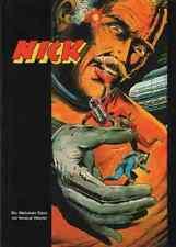 Nick, Ein Weltraum-Epos von Hansrudi Wäscher, Nr. 22 (1983), Hardcover-Comic