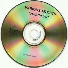 Journeys Rare Promo Peter Gabriel UB40 Roxy Music KATE BUSH John Lennon Beatles