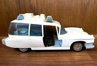 Ecto 1 Vintage Kenner Real Ghostbusters Vehicle Shell Only Incomplete 1984 80s