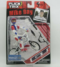 NEW Flick Trix Bmx Finger Bike Cycle Star Vehicle Mike Day B27