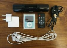 iPod Nano 3rd Gen 8gb Turquoise/Blue. Complete with Extras.