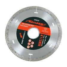 """115mm 4 1/2 """"il taglio a secco TAGLIAPIASTRELLE Disc-CERAMICA GRANITO MARMO CON SLOT Laser"""