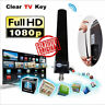 CableVision - Indoor Satellite HDTV Antenna HD Ditch Cable Signal Clear TV Key