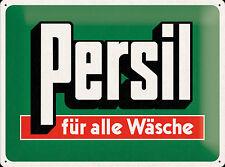 Nostalgic Art PERSIL POUR TOUS linge panneau métallique 30 x 40 CM #