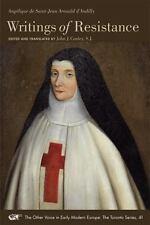 Angélique de Saint-Jean Arnauld d'Andilly: Writings of Resistance (MEDIEVAL &