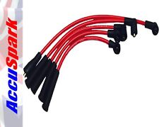 MG Midget / Triumph Spitfire, Herald 1500cc AccuSpark Red 8mm Silicone HT Leads