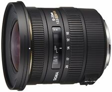 Sigma 10-20mm f/3.5 EX DC HSM ELD SLD Aspherical Super Wide Angle Lens for Sony