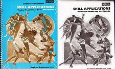 SRA Corrective Reading, Decoding C, Skill Applications, Teacher Presentation +..