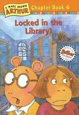 Locked in the Library!: A Marc Brown Arthur Chapter Book 6 (Marc Brown Arthur Ch