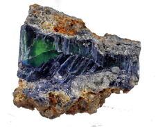 VIVIANITE lustrous  crystal - RARE - ROMANIA !!  /as275