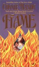 Flame (Leisure historical romance)-ExLibrary