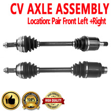 Pair Front CV Axle Shaft for ACURA INTEGRA 94-01