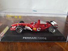 Scalextric USA 1:32 Slot Car Ferrari F2004 #2 Rubens Bar