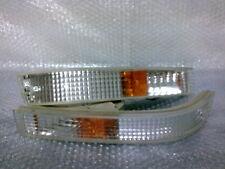 JDM Honda Civic EF9 Front Bumper Turn Signal Corner Lights lamp