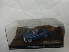 JAMES BOND 007 CAR COLLECTION SUNBEAM ALPINE - DR NO ISSUE 17 & MAG