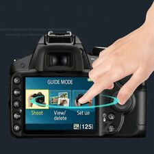 HD LCD Camera Screen Protector Protective Film for Nikon D3400 D3300 D3200 D3100