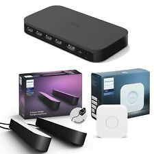 Philips Hue Play Bundle With HDMI Sync Box & Smart Light Bar Double Pack