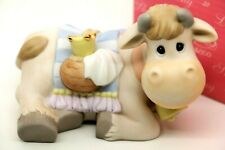 Precious Moments CROWN HIM KING OF KINGS 118264 - Nativity Addition / COW RARE!!