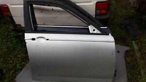 MG ZT Rover 75 TÜR vorne rechts silber met. VR BEIFAHRERTÜR