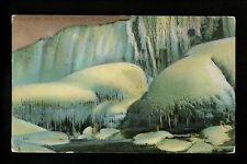 Niagara Falls Vintage postcard New York NY Canada Cave of the Winds