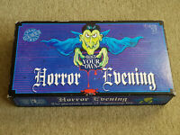 HOST YOUR OWN Horror Evening Board Game Halloween Party Fun EXCELLENT CONDITION