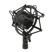 Uiversal Microphone Shock Mount Cradle Holder Stand Recording Condenser MIC